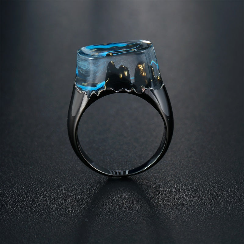 Mystic Mountain Ring