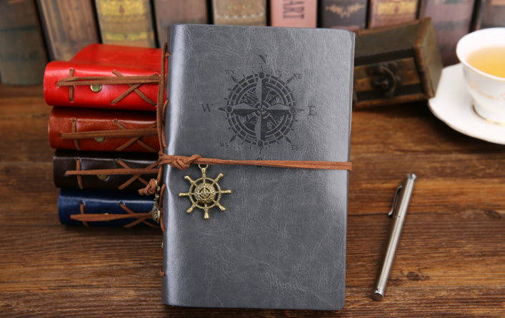 """The Explorer"" Vintage Journal"