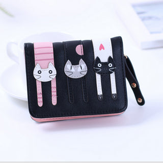 """Paw Purse"" Fake Leather Wallet"