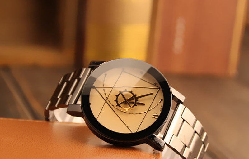 """Analog"" Luxury Watch"