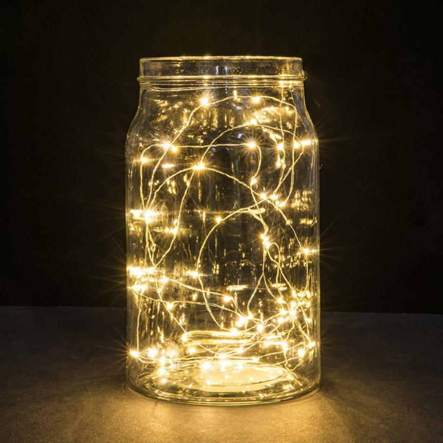 Fairy Lights - LED String (3 Colors Available!)