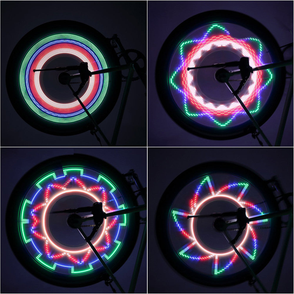 LED Bicycle Wheel Lights