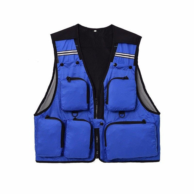 Mountain Side Mesh Fishing / Outdoors Vest
