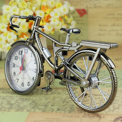 Vintage Bicycle Alarm Clock