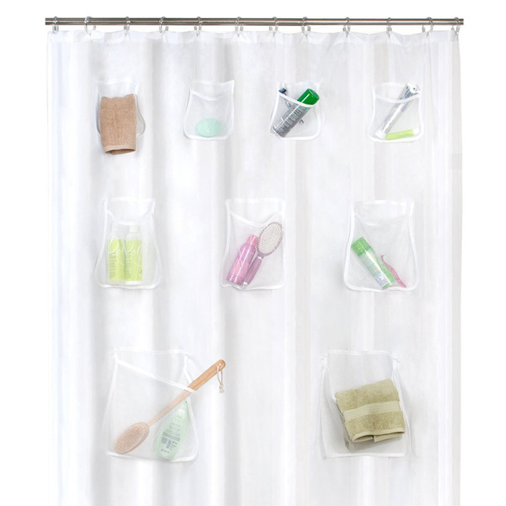 9 Pocket Shower Organizer