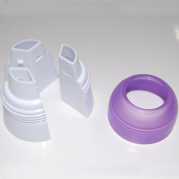 Beautiful 3 Color icing Coupler  Tool - The Baking Buddies