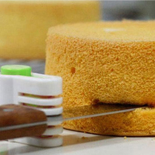 5 Layer Bread Cake Pastry Slicing Tool - The Baking Buddies