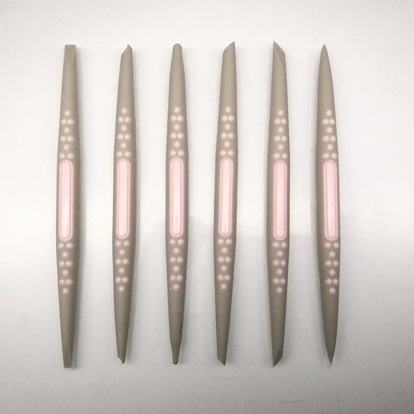 Precise Soft Tip Shaping Embossing Tools for Detailed Decorating - The Baking Buddies