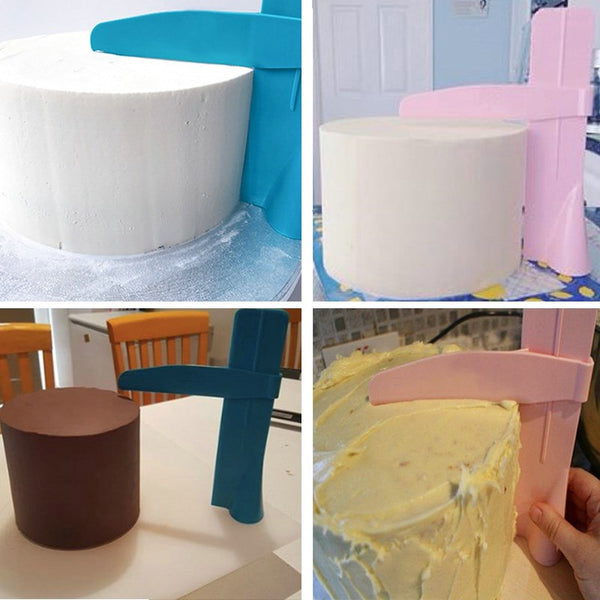 Adjustable Cake Scraper Icing Smoothing Tool