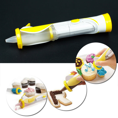 Decorative Electric Icing Pen - The Baking Buddies