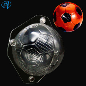 3D Football Soccer Mold For Cake Decorating