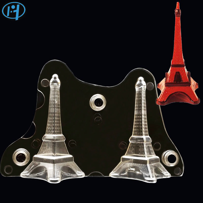 3D Eiffel Tower Mold For Cake Decorating - The Baking Buddies