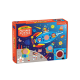 Mudpuppy - Secret Pictures Puzzle - Outer Space 42pc