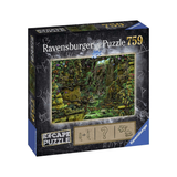 Ravensburger - Escape Puzzle #2 - The Temple Grounds 759pc