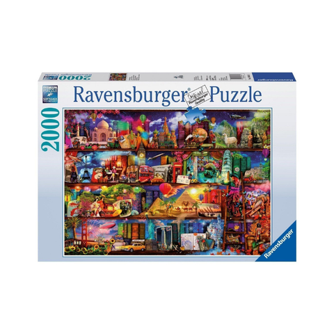 Ravensburger - World of Books 2000pc