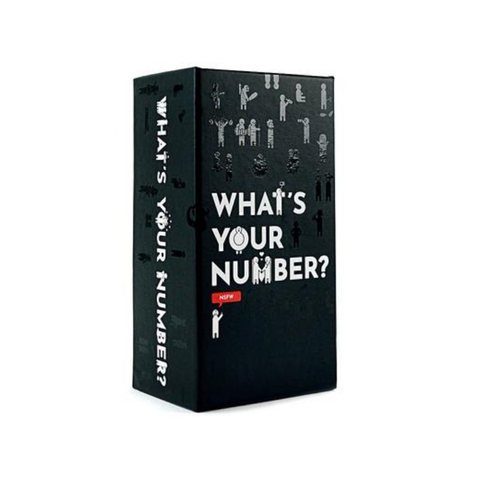 What's Your Number? - NSFW Edition