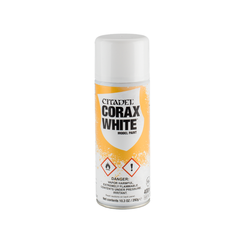 Citadel Colour - Spray: Corax White