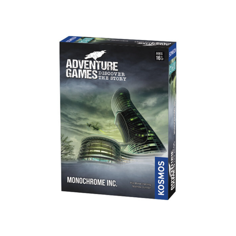 Adventure Games - Monocrome Inc