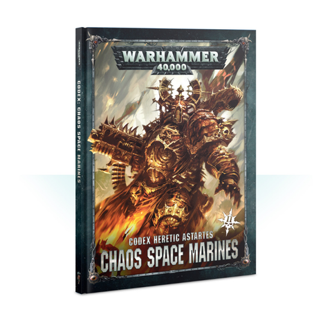 Warhammer 40,000: Codex - Chaos Space Marines