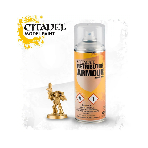 Citadel Colour - Spray: Retributor Armour