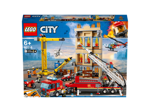 LEGO® - City - Downtown Fire Brigade