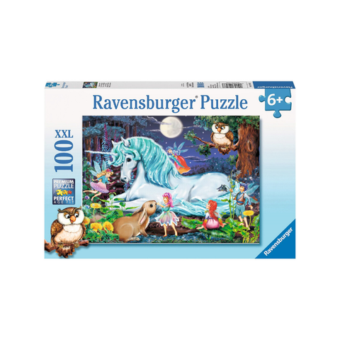 Ravensburger - Enchanted Forest 100pc