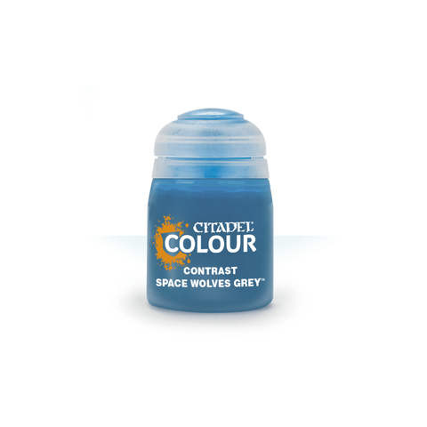 Citadel Colour - Contrast: Space Wolves Grey (18ml)