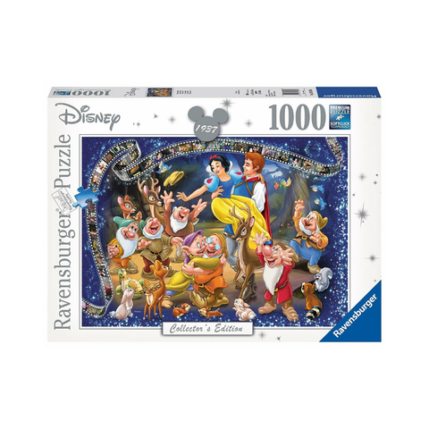 Ravensburger - Disney Collector's Edition 1937 Snow White 1000pc