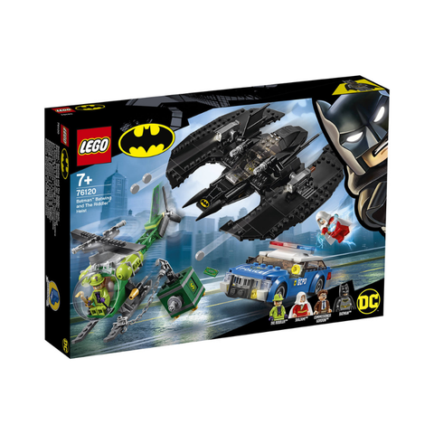 LEGO® - DC Super Heroes - Batman™ Batwing and The Riddler™ Heist