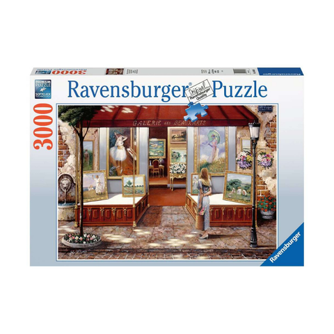 Ravensburger - Gallery of Fine Art 3000pc