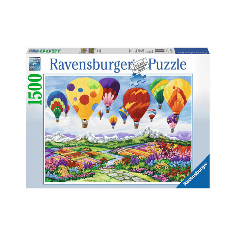 Ravensburger - Spring is in the Air 1500pc