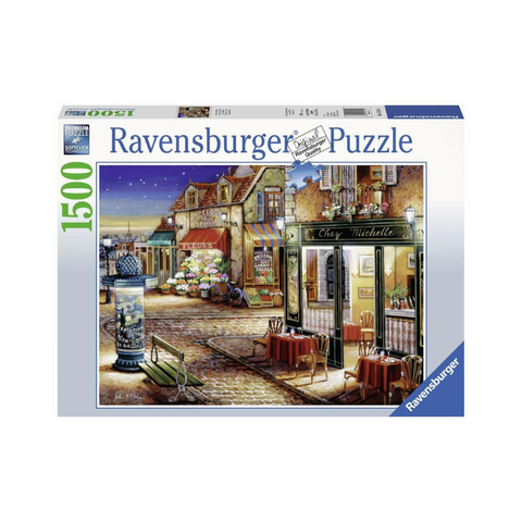 Ravensburger - Paris's Secret Corner 1500pc