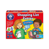 Orchard Toys - Shopping List Extras - Clothes