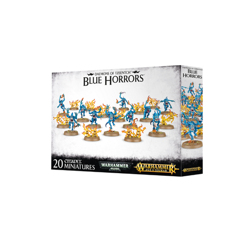 Warhammer 40,000/Age of Sigmar: Daemons of Tzeentch - Blue Horrors