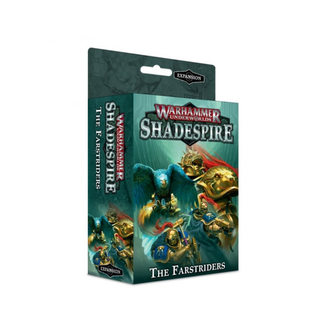 Warhammer Underworlds: Shadespire – The Farstriders