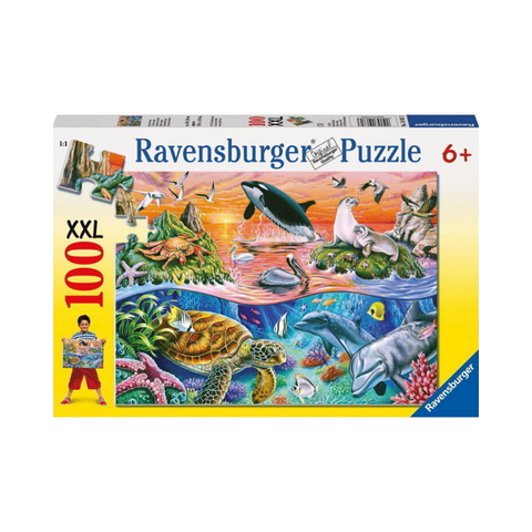 Ravensburger - Beautiful Ocean 100pc