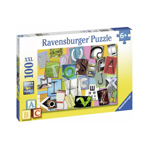 Ravensburger - Funny Alphabet 100pc