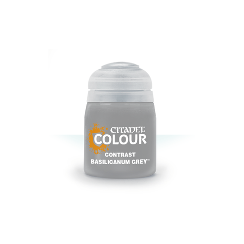 Citadel Colour - Contrast: Basilicanum Grey (18ml)