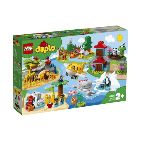 LEGO® - DUPLO® - World Animals