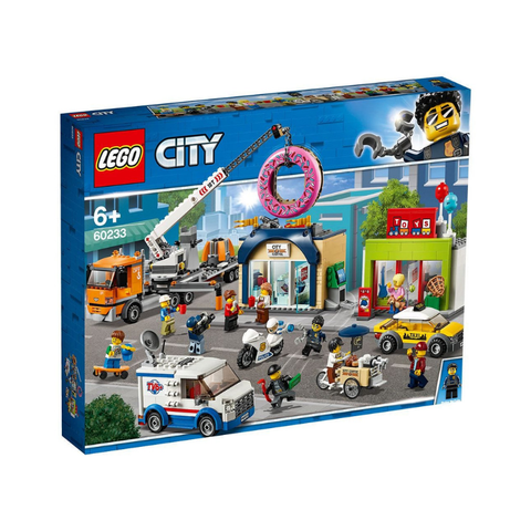LEGO® - City - Donut Shop Opening
