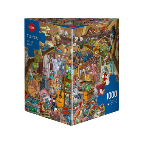 Heye - Tanck - In The Attic 1000pc
