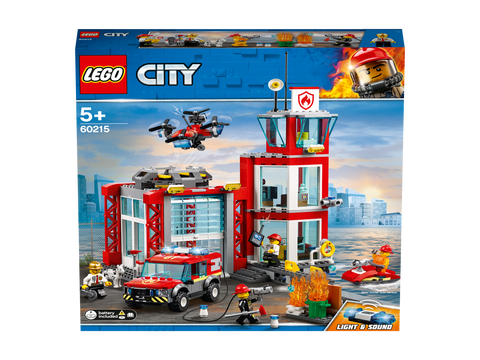 LEGO® - City - Fire Station