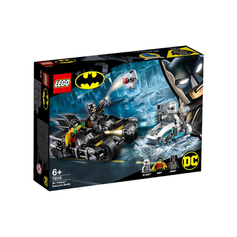 LEGO® - DC Super Heroes - Mr. Freeze™ Batcycle™ Battle