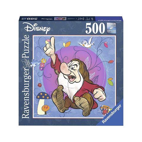 Ravensburger - Disney - Grumpy 500pc