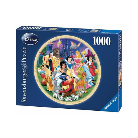 Ravensburger - Disney - Wonderful World of Disney 1 1000pc