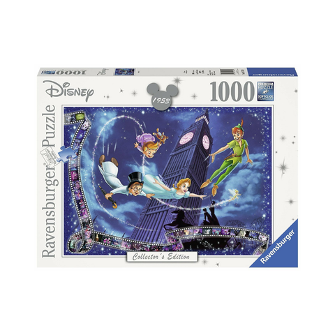 Ravensburger - Disney Collector's Edition 1953 Peter Pan 1000pc