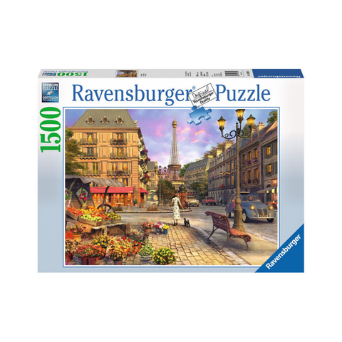 Ravensburger - Vintage Paris 1500pc