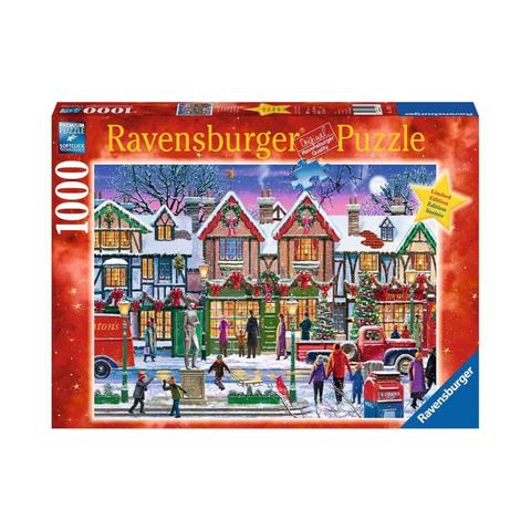 Ravensburger - Christmas in the Square 1000pc