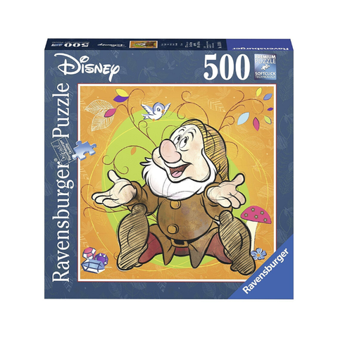 Ravensburger - Disney - Sneezy 500pc