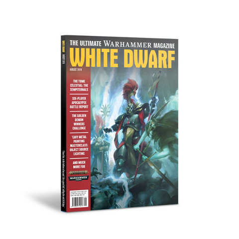 White Dwarf - October 2019